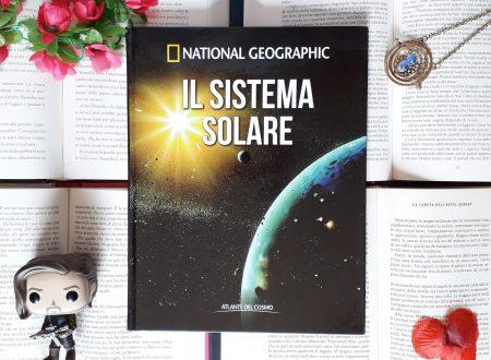 Il Sistema Solare dell'Atlante del Cosmo di National Geographic Society.
