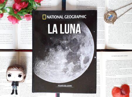 La Luna dell'Atlante del Cosmo di National Geographic Society.