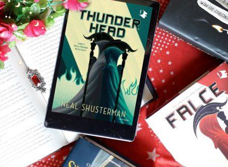 Anteprima di Thunderhead di Neal Shusterman.