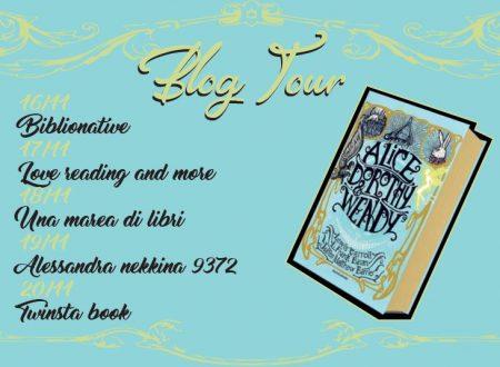 Alice in viaggio attraverso il cinema, serie tv, musica e videogiochi! + Estratto di Alice nel paese delle meraviglie di Lewis Carroll. (Nella versione Drago Alice, Dorothy & Wendy, della Oscar Mondadori Vault).