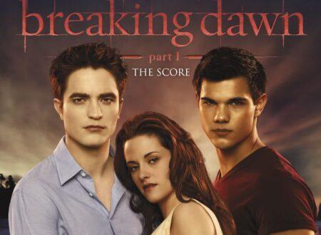 Breaking Dawn parte 1 colonna sonora e the score.